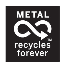 Metal Recycles Forever Think Cans Metal Packaging Europe